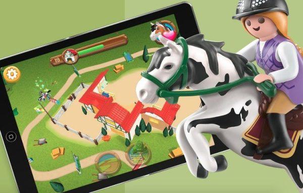 Playmobil paardrijclub