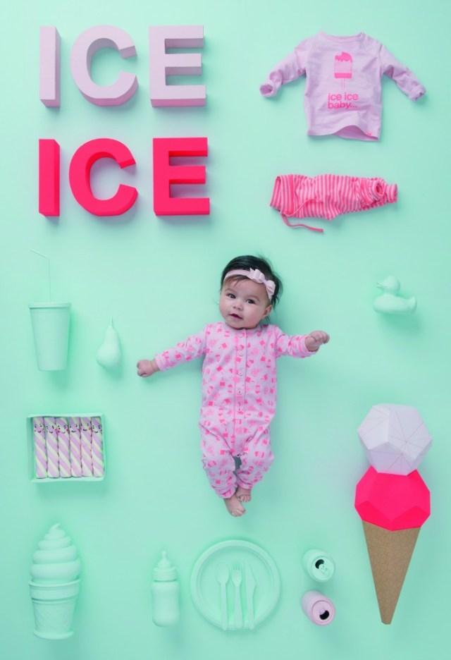 Z8 Newborn Limited Edition Ice Ice Baby-meisjeskleding-GoodGirlsCompany