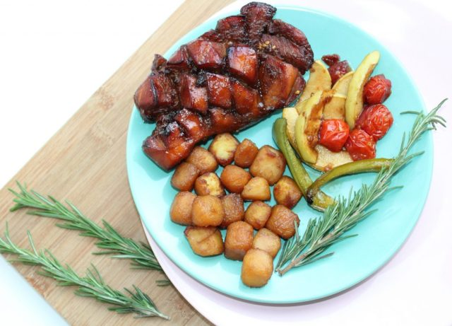 kip uit de oven-zonder zakjes en pakjes-GoodGirlsCompany
