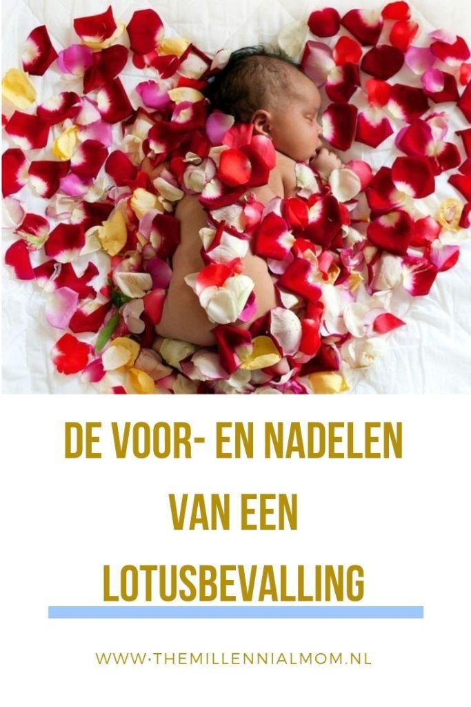 voor en nadelen van een lotusbevalling (1)