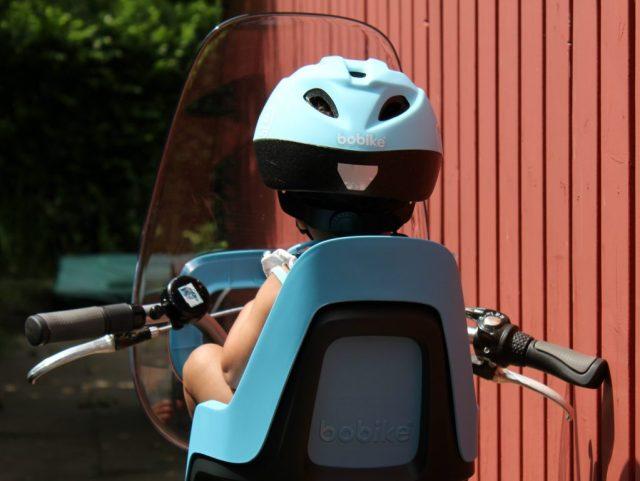 Bobike fietsstoeltje-GoodGirlsCompany-fietshelm voor je dreumes