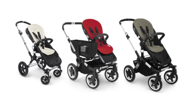 Bugaboo Seat liner-GoodGirlsCompany-past in alle modellen Bugaboo