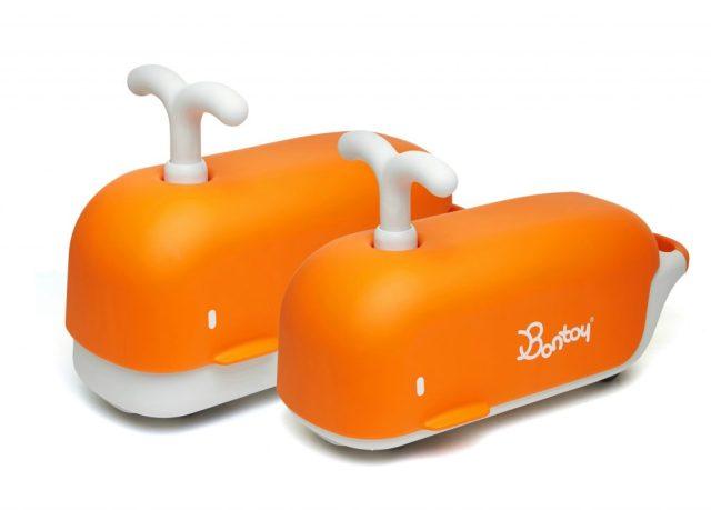Bontoy Friendimal loopwagen-GoodGirlsCompany-walvis loopwagen