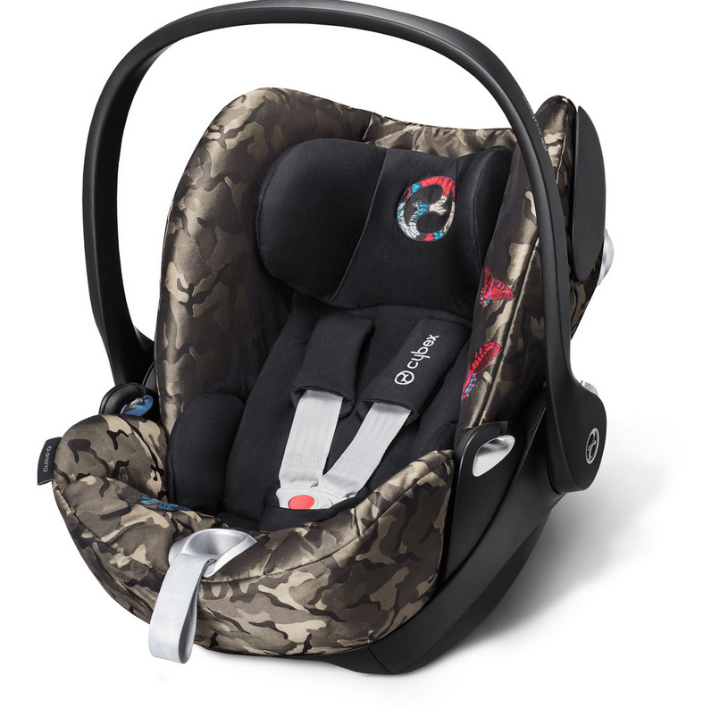 Cybex Butterfly- GoodGirlsCompany-musthave kinderwagens