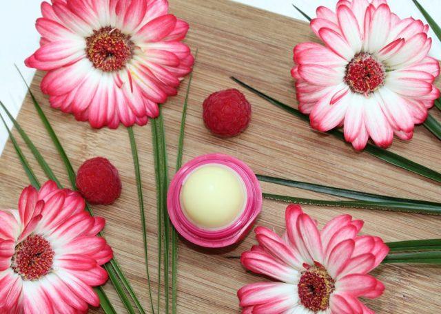 EOS Pomegranate Rasberry lipbalm review-ervaringen-GoodGirlsCompany-biologische lippenbalsem