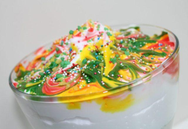 Scheerschuim milkshake-GoodGirlsCompany-DIY-resultaat