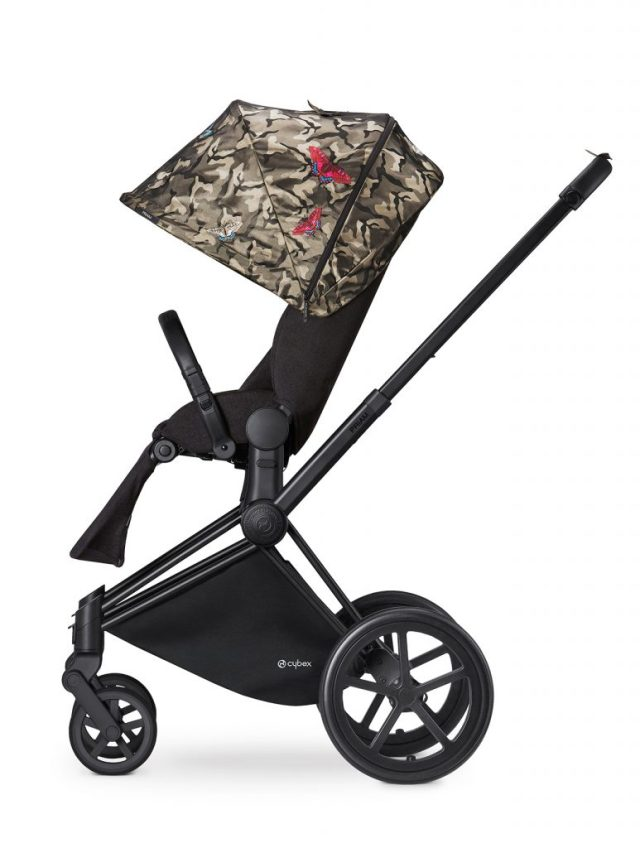 musthave kinderwagens-Priam- cybex butterfly Capsule-GoodGirlsCompany