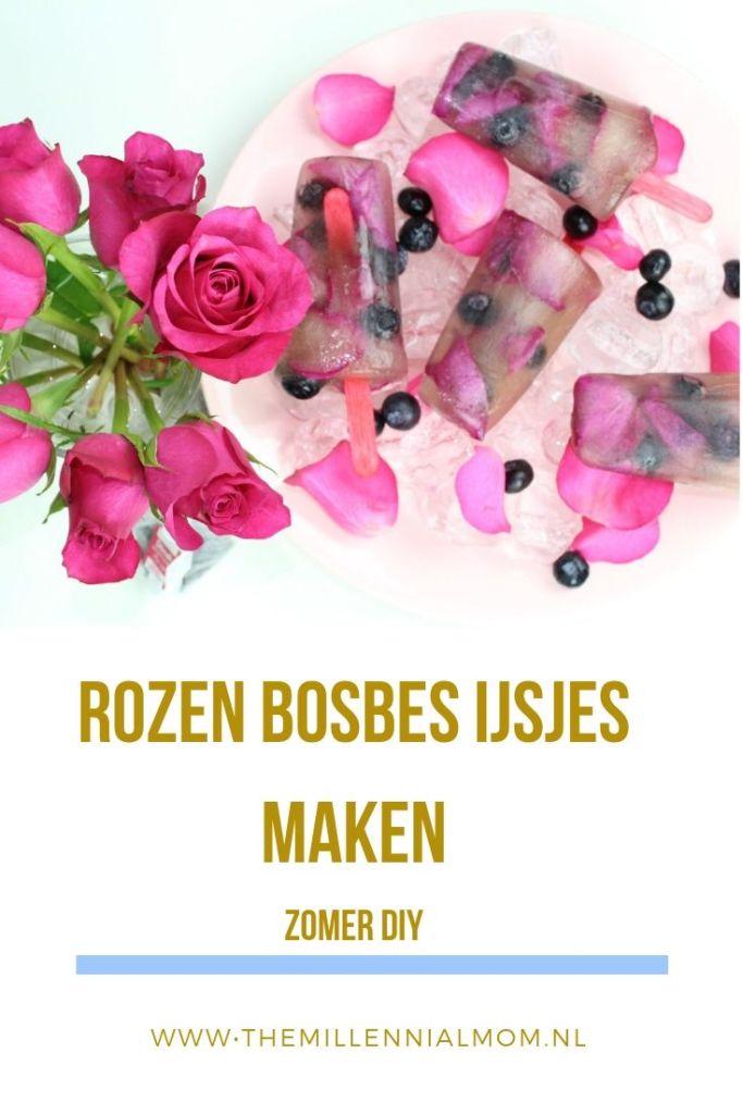 rozen bosbes