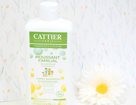 Review Cattier Paris family shampoo & shower gel_GoodGirlsCompany