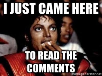 read comments_Michael Jackson