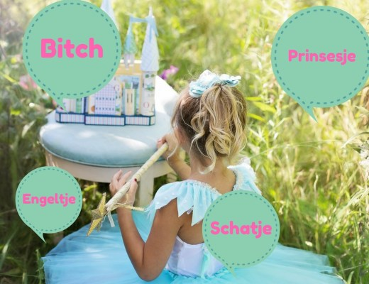 Bitch, prinses of engeltje welke bijnaam heeft jouw dochter?