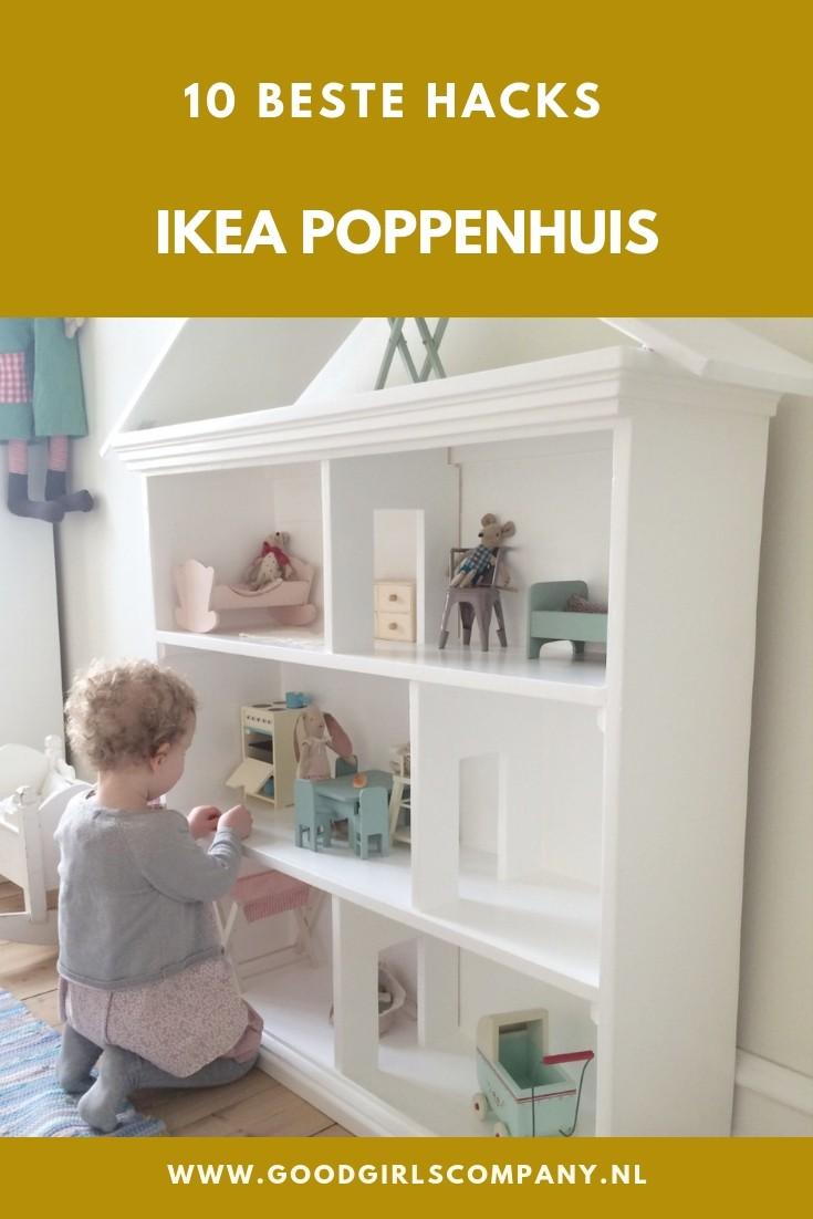 De 10 Beste Ikea Poppenhuis Hacks Van Kallax Billy En Hensvik