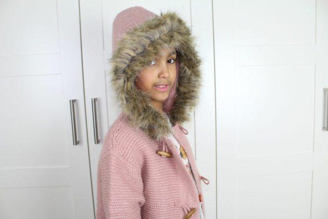 Zara-sale-roze-faux-fur-vest-maat-152-GoodGirlsCompany