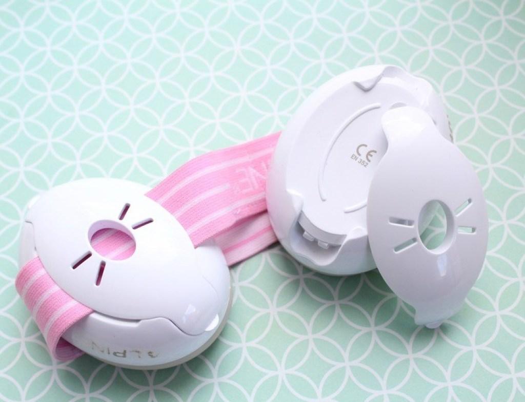 Alpine Muffy Baby gehoorbescherming