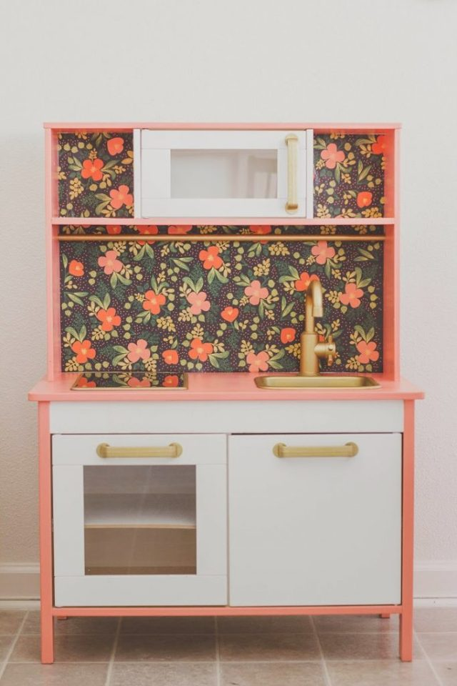 IKEA Duktig hack-Ikea Duktig keukentje makeover-GoodGirlsCompany