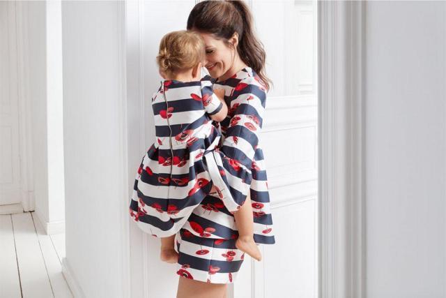 Moeder-dochter-kleding-Mint-and-Berry- GoodGirlsCompany