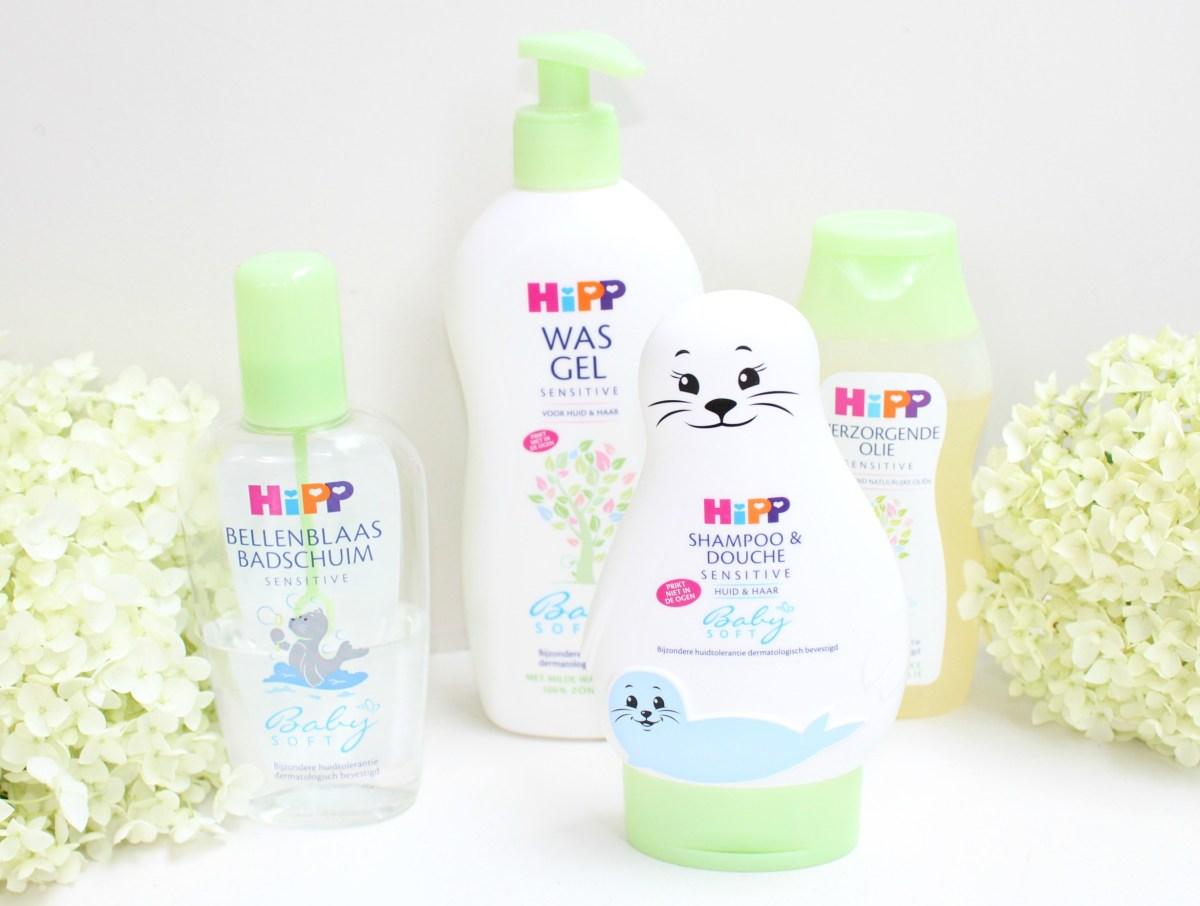 HiPP babyverzorging, budget eco voor je baby