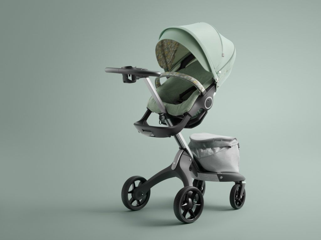 Stokke-Stroller-Summer-Kit-Flora-Green-GoodGirlsCompany
