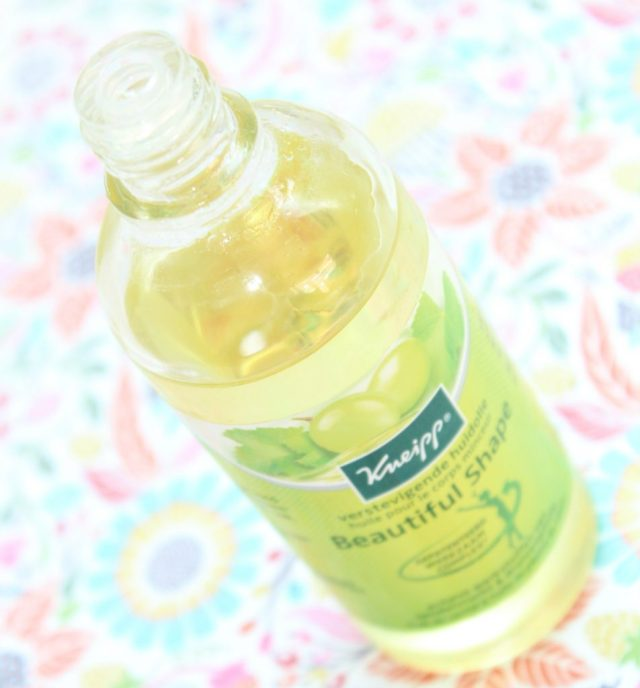 kneipp beautiful shape huidolie-GoodGirlsCompany-resultaat