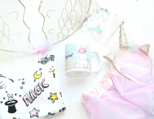 Mini Unicorn shoplog- GoodGirlsCompany