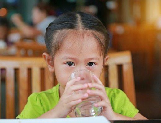Zoals het water thuis smaakt, smaakt het nergens