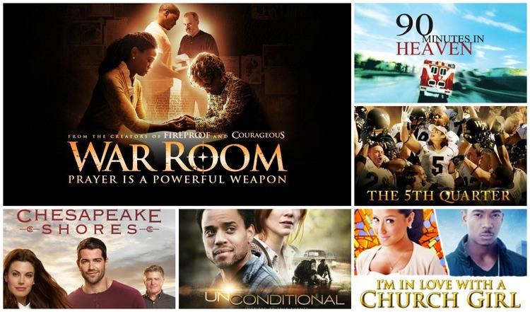 De beste christelijke films op Netflix