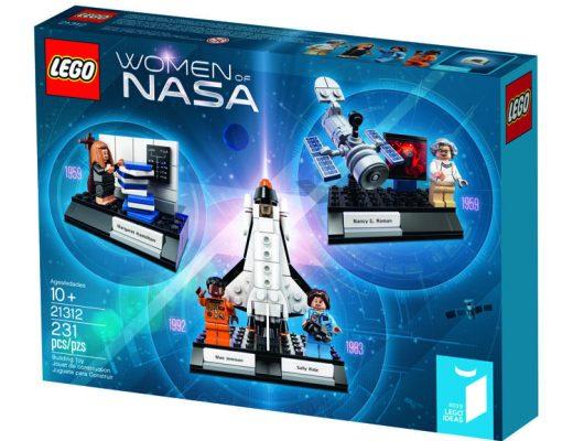 LEGO Women of NASA-Margret Hamilton-GoodGirlsCompany