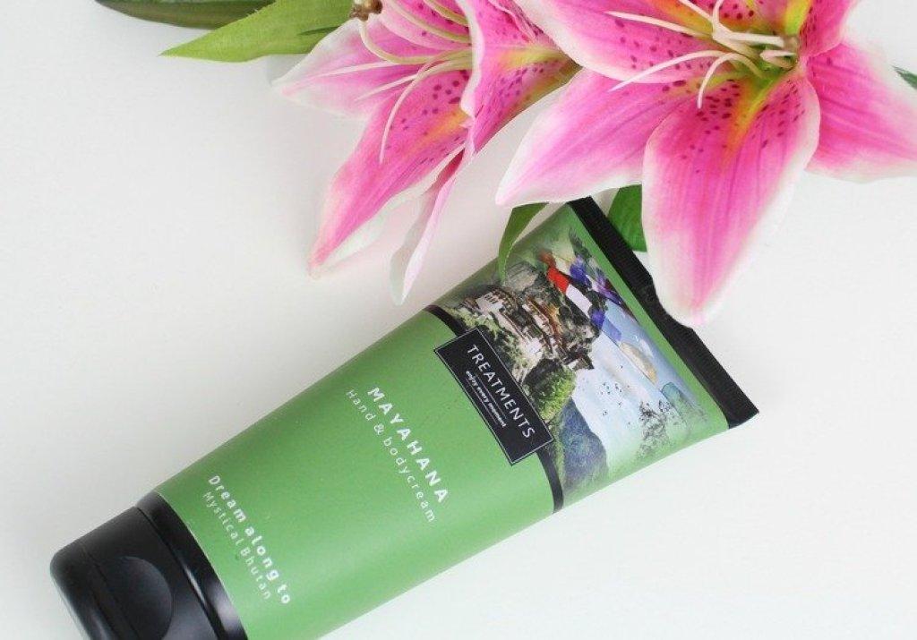 Treatments Mahayana -hand & body cream- Bhutan-GoodGirlsCompany
