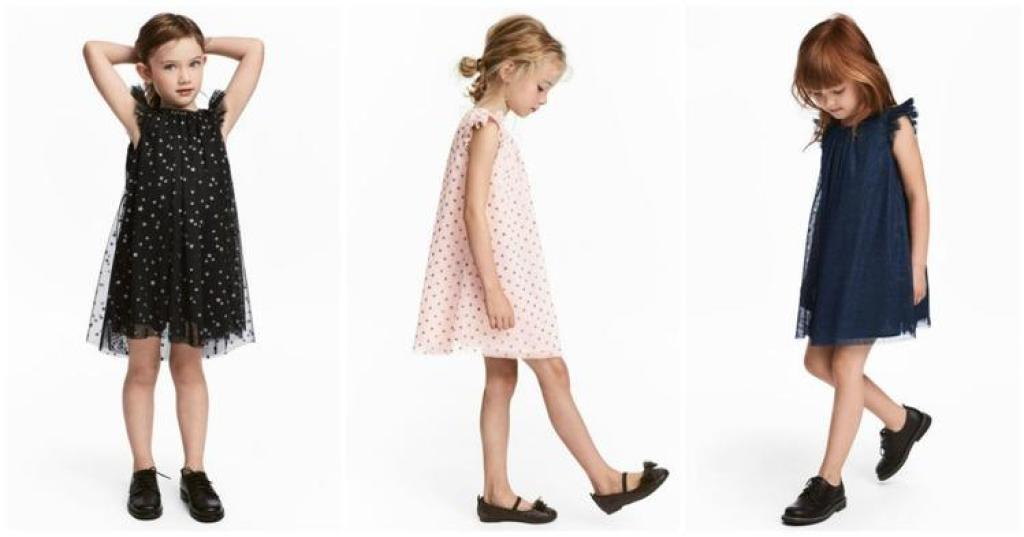 tule jurk van HM-feestkleding-HM-GoodGirlsCompany