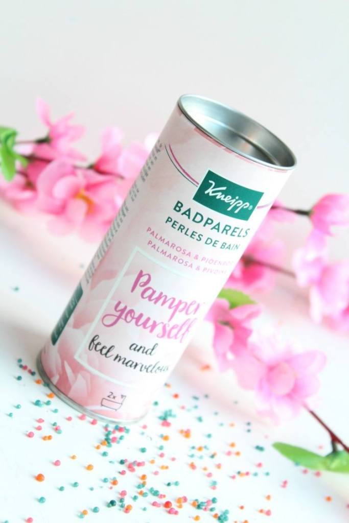 Kneipp badparels-Pamper yourself-GoodGirlsCompany