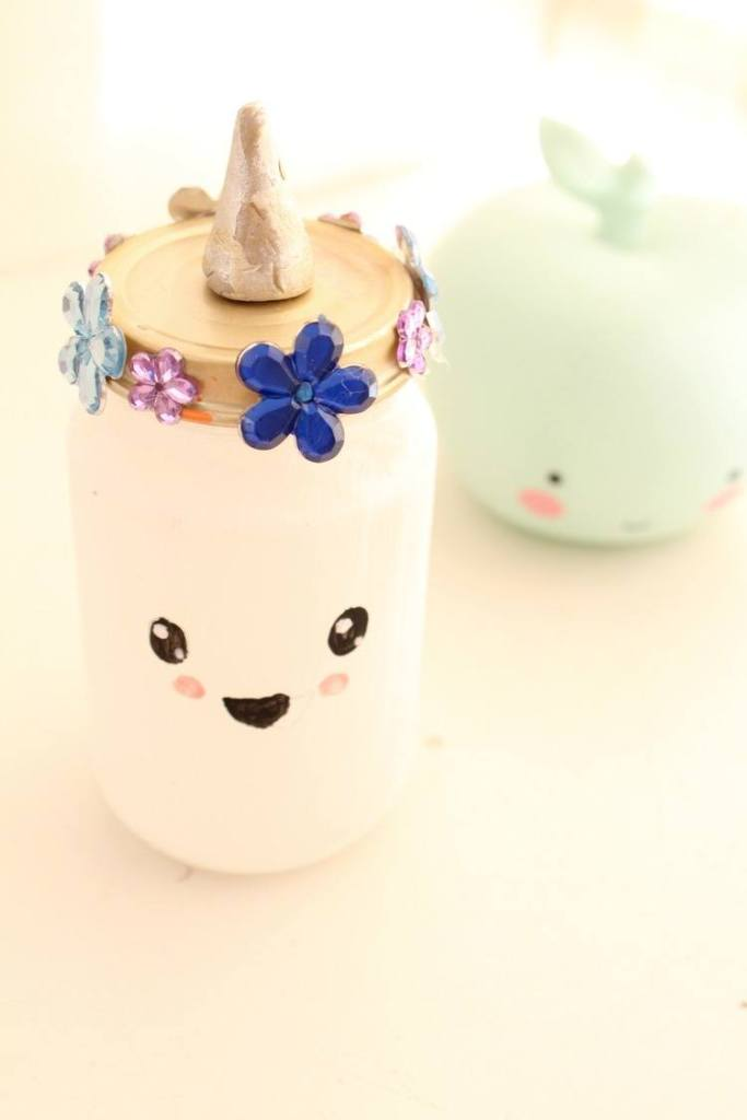 Squishie mason jar