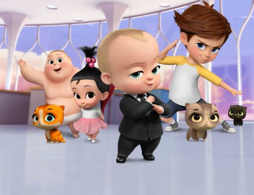 The Boss Baby Back in Business