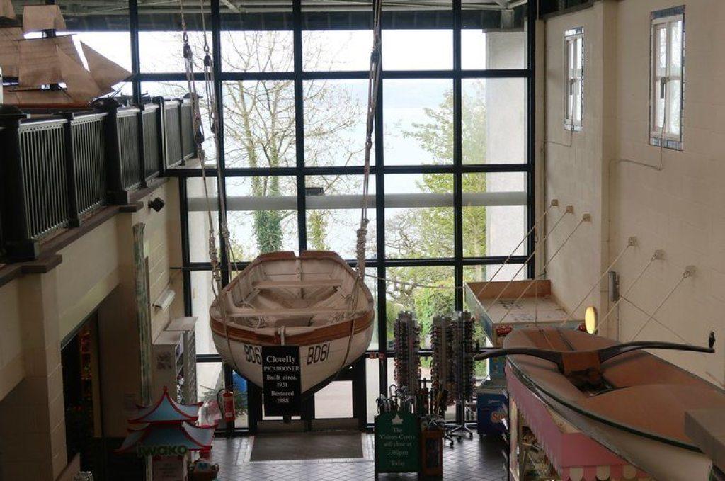 Clovelly bezoekerscentrum