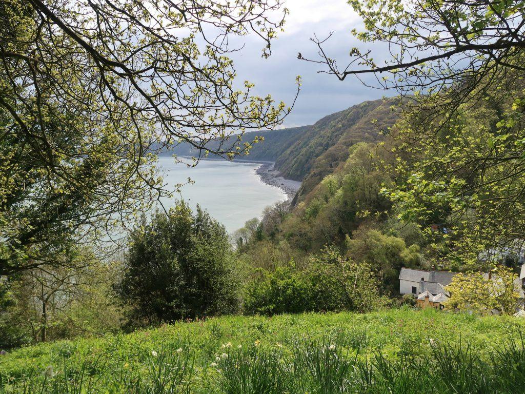 Clovelly het mooiste dorpje van Engeland