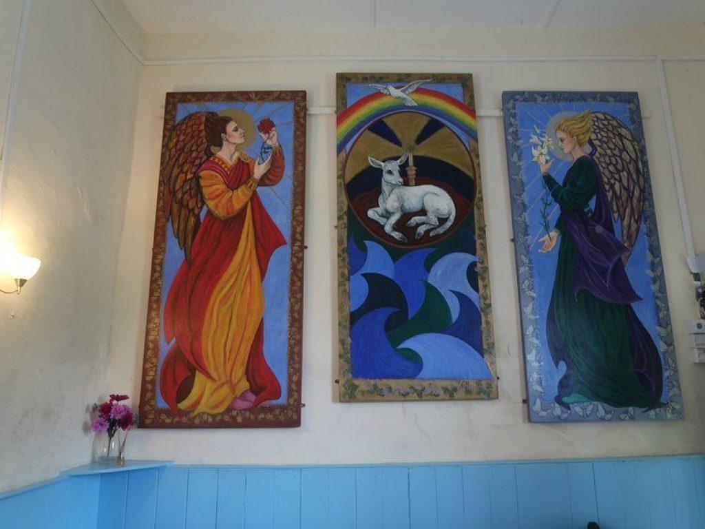 St. Peter's Chapel Clovelly
