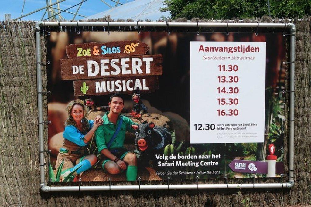 Zoë & Silos de Desert musical