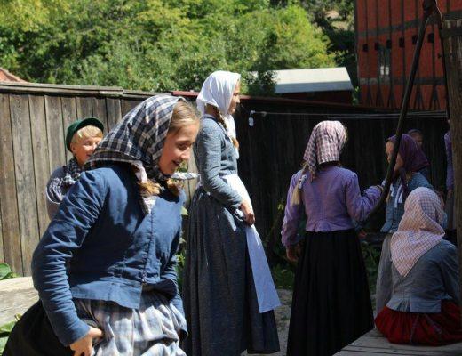Kinderen van Den Gamle By Aarhus