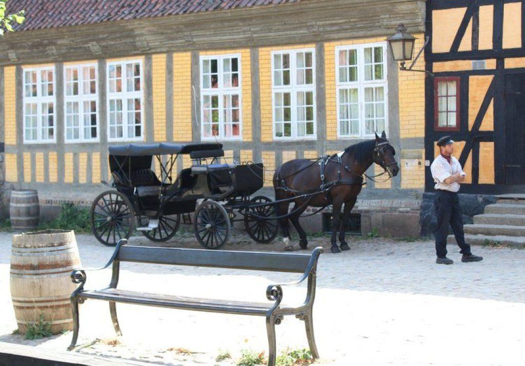 Openluchtmuseum Denemarken