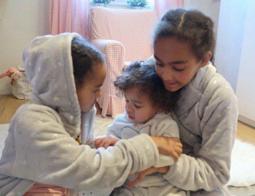 ochtendroutine met kinderen