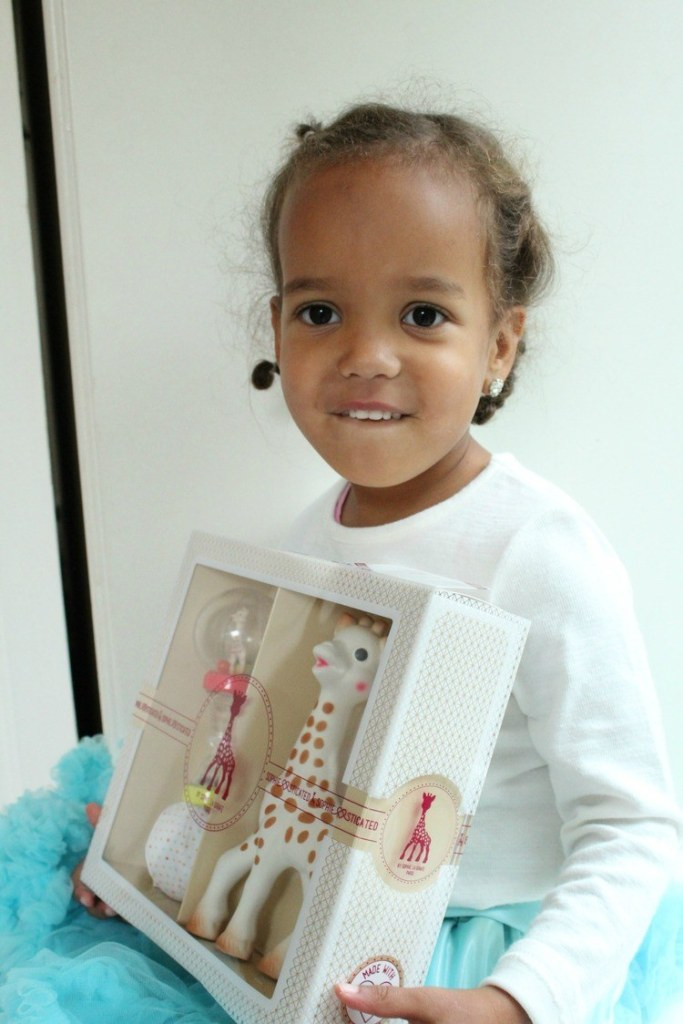 Sophie de Giraf cadeauset voor Kerst