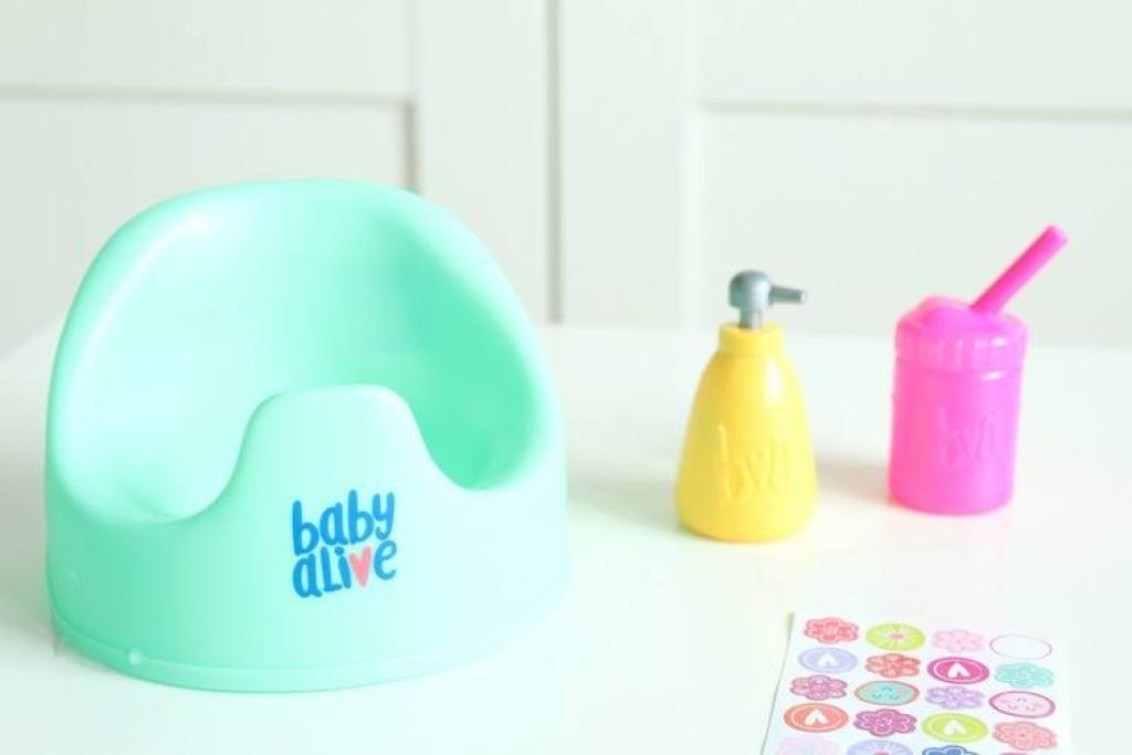 accessoires Baby Alive