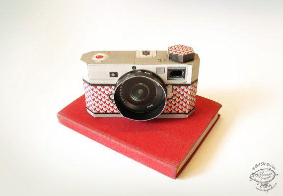 foto camera knutselen Sinterklaas