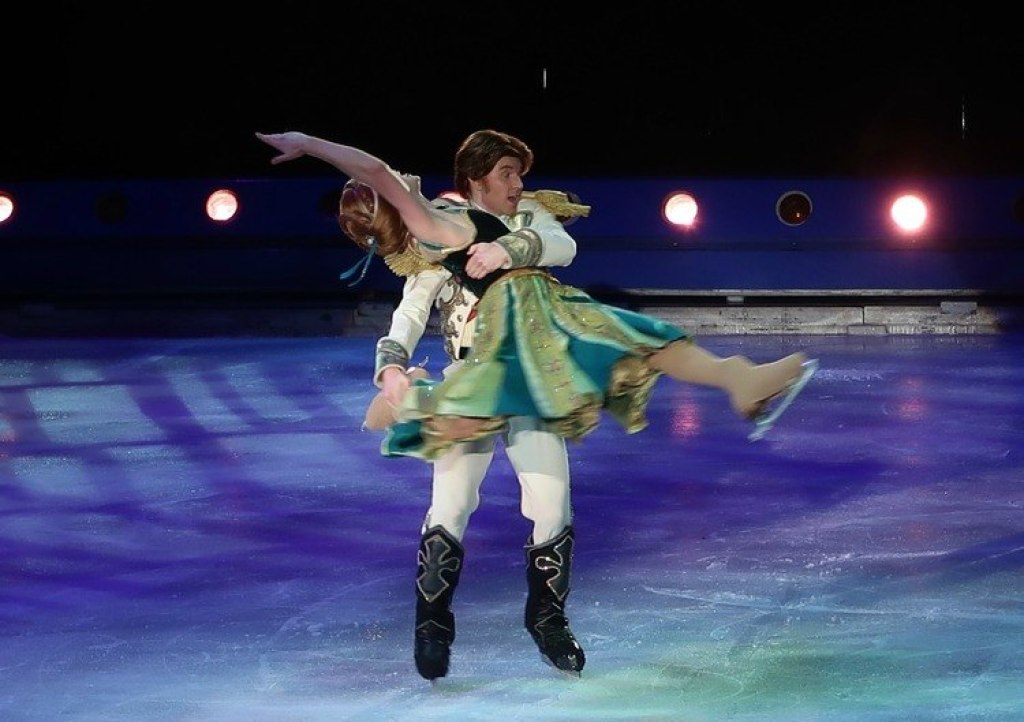 Frozen Disney on Ice