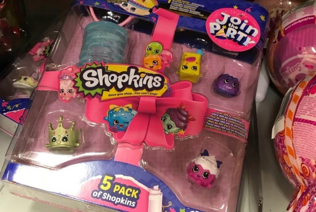 shopkins verzamelen