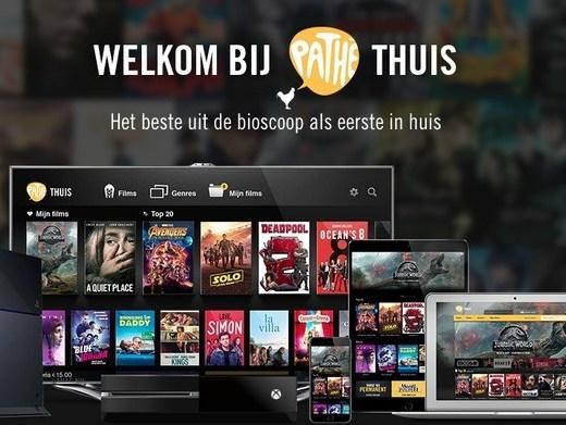 verschil Pathe Thuis Netflix