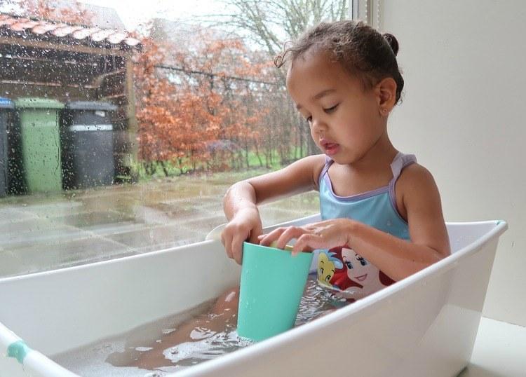 Stokke Flexi Bath | ideaal opvouwbaar bad voor thuis en op reis