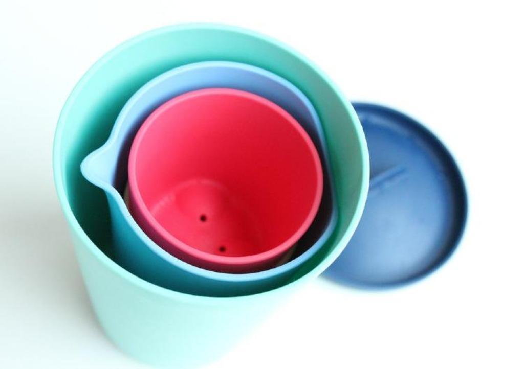 Stokke Flexi Bath Toy Cups review GoodGirlsCompany