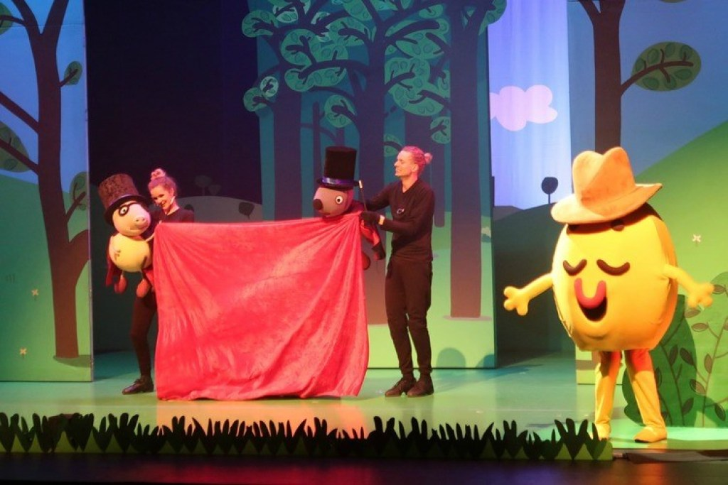 Peppa Big Live musical
