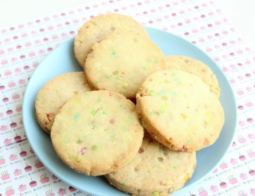 funfetti cookies maken