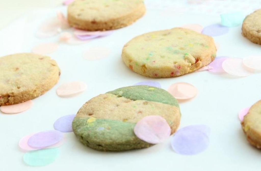 streepjes koekjes